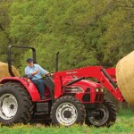 Mahindra Donates Tractor To OSUIT