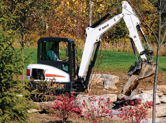 2014 Bobcat E42 Excavator