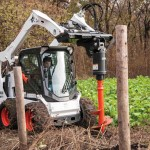 Bobcat Expands Planetary Drive Augers Lineup