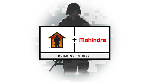 Mahindra Pride Military Appreciation Program
