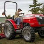 Massey Ferguson Unveils 1700E Series Compact Tractors