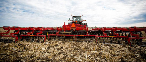 Sunflower Tillage System