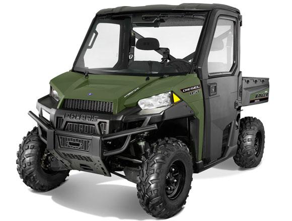2014 Polaris Ranger Diesel HST Deluxe