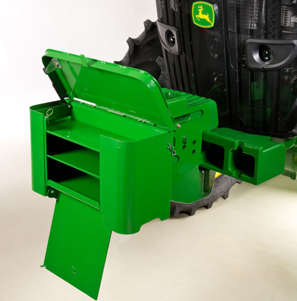 john deere road box 3