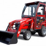 Curtis Industries Unveils Cab System for Massey Ferguson GC1700