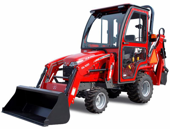 Curtis Industries Unveils Cab System For Massey Ferguson