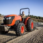 Kubota Adds Two New Models to MX-Series