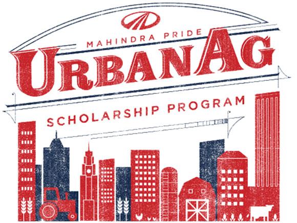 Mahindra Urban Ag Scholarship