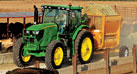 John Deere Expands 6 Family Tractor Lineup for 2015