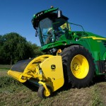 Next Generation of John Deere Self-Propelled Forage Harvesters Announced