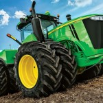 John Deere Unveils 9R and 9RT Series for 2015