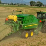 John Deere Introduces New Large Square Balers for 2015
