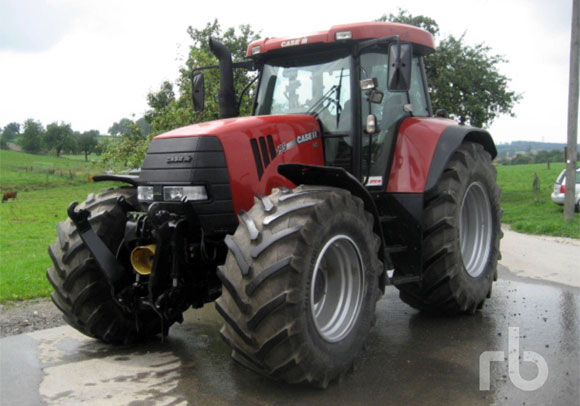 TradeMachines Tractor Auction