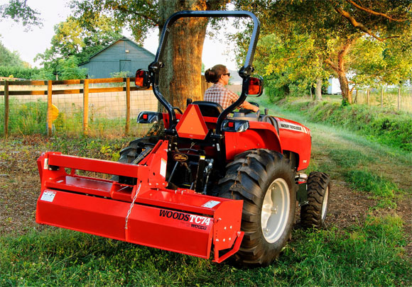 Massey Ferguson and Woods Equipment Enter Partnership