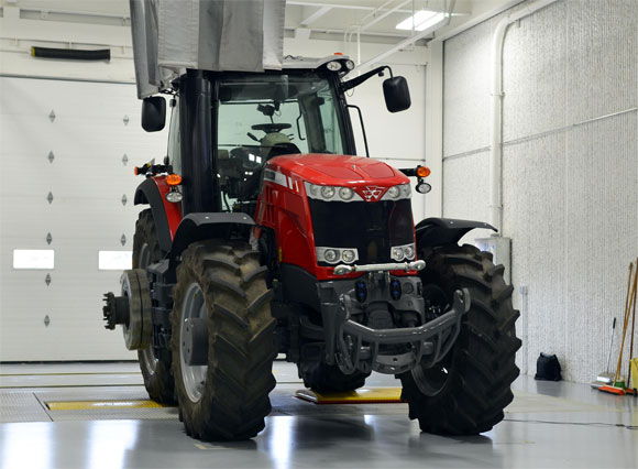 AGCO Facility Upgrades Drive Product Quality Improvements