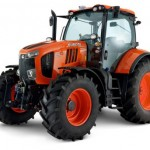 Kubota Introduces M7-Series Tractor Line