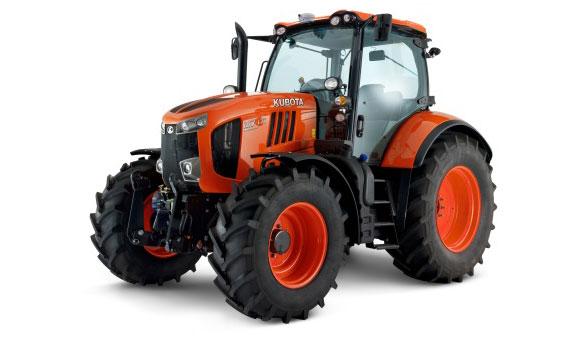 Kubota M7-Series Tractor