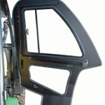 Curtis Industries Aluminum Doors for John Deere Gator XUV
