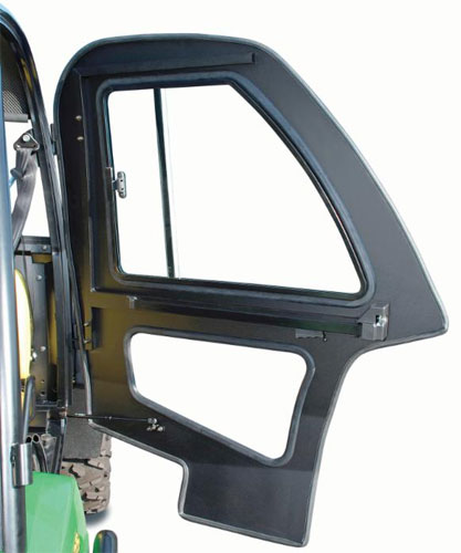 Curtis Cab Doors for John Deere Gator
