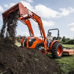 Kubota Introduces MX5800 Tractor