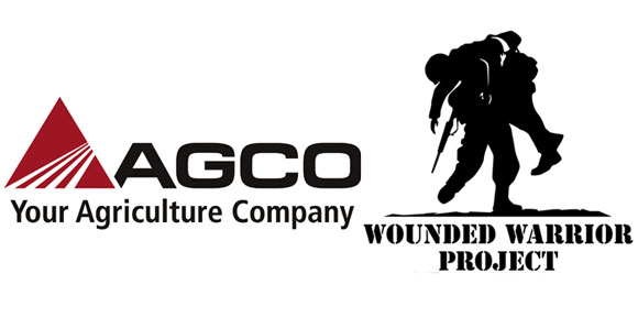 AGCO and Wounded Warrior Project Logos