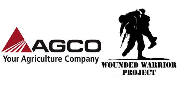 AGCO Raises $100,000 for Wounded Veterans
