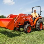 Kubota giving Away L-Series Tractor