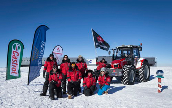 Massey Ferguson South Pole