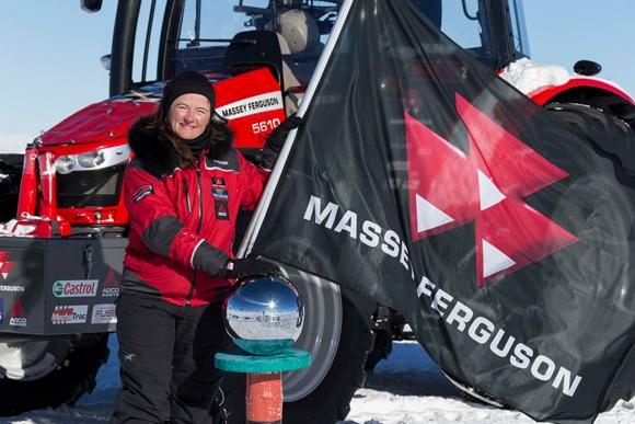 Massey Ferguson Manon Ossevoort