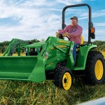 2015 John Deere Drive Green Demo Days Info