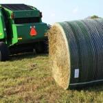 John Deere Premium Round Balers Now B-Wrap Ready