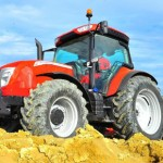McCormick Unveils New X6 Series Tractor