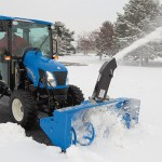New Holland Boomer 54D Unveiled