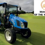 New Holland Boomer 54D Wins SIMA Machine of the Year Award