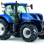 New Holland Launches Tier 4B Compliant T7 Tractors