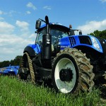 New Holland Upgrades T8 Tractors