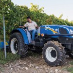 New Holland Unveils New TD4F Orchard Tractors