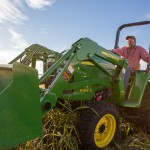 John Deere Updates 3E Series of Compact Utility Tractors