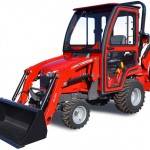 Curtis Releases New Cab for Massey Ferguson GC1700