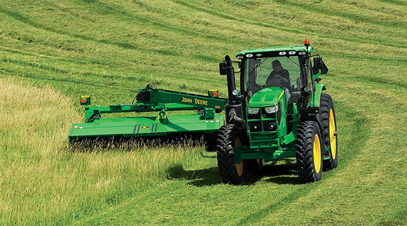 John Deere 6R Tractor
