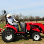 Mahindra Shows Off New 1500 Series Tractors