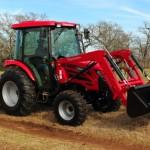 Mahindra Updates 2500 Series Tractors