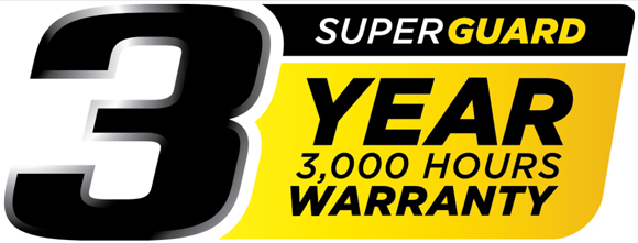 New Holland Super Guard Warranty