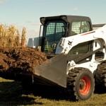 Bobcat Unveils Tier 4-Complient S740 Skid Steer Loader