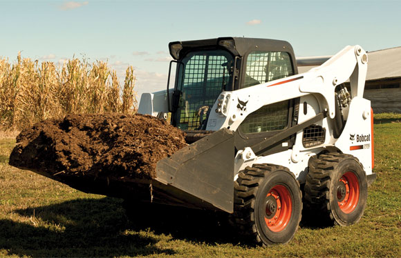 Bobcat S740 Skid Steer Loader