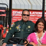 Mahindra Gives Away Tractor to First Responder