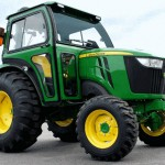 Curtis Introduces Cab System for John Deere 4 Family Tractors