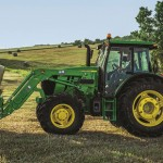 John Deere Introduces New 2016 6E Series Tractors