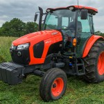 Kubota Introduces New M5-Series Utility Tractors