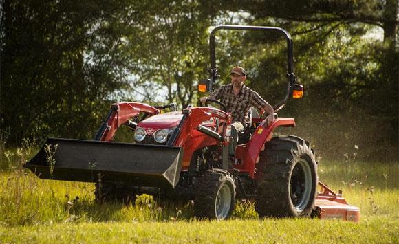 Massey Ferguson Releases 2700E Series Tractors